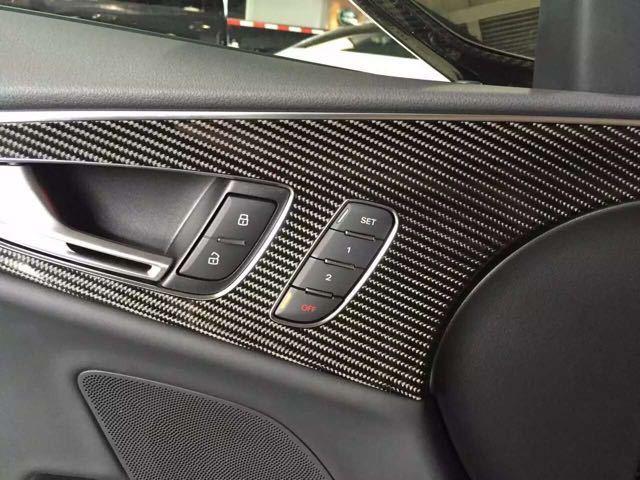 16款奥迪RS7配置 价格 优惠 降价 黑色高清图片
