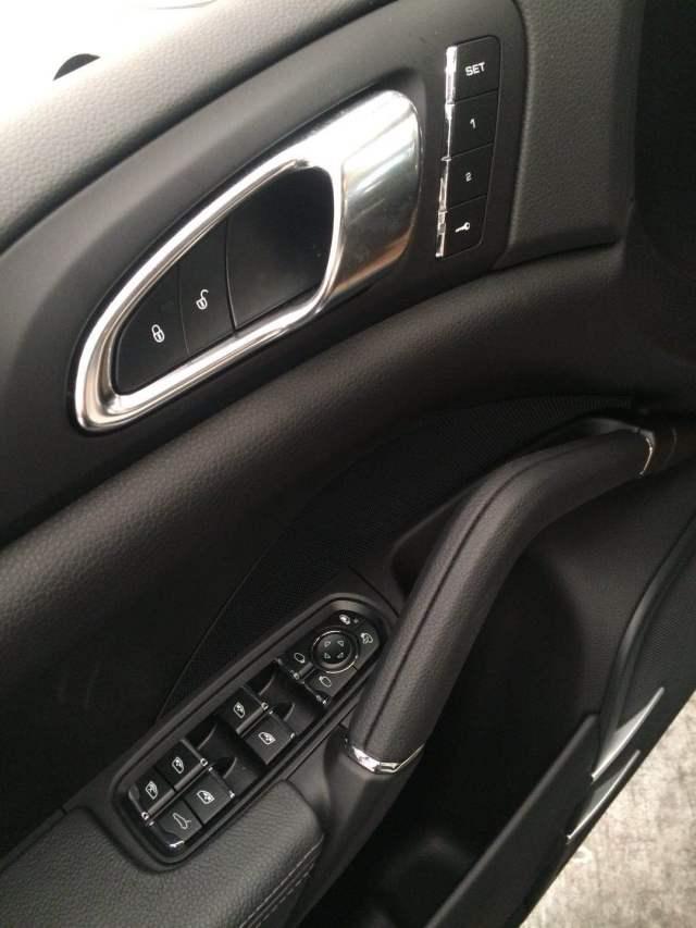 2018款保时捷卡宴3.0T柴油版价格及配置详细
