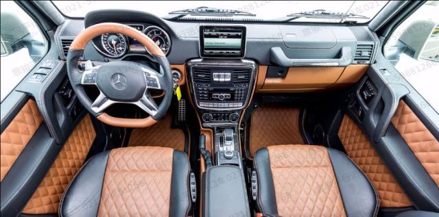 巴博斯高端越野SUV 进口6X6豪车预定开始