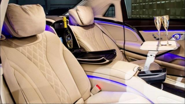 全新加版迈巴赫S600普尔曼优惠 迈巴赫S600北京分期零费