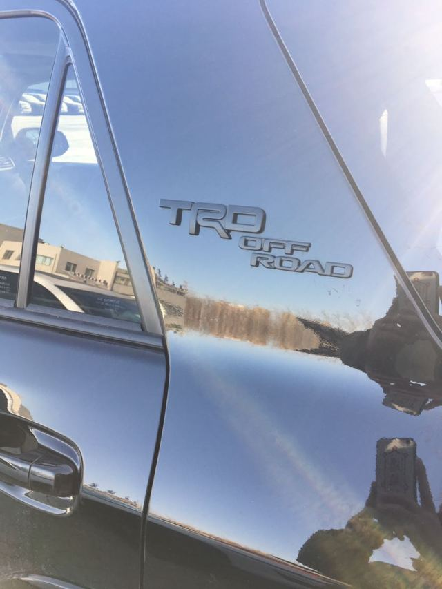 超霸4.0L TRD Off Road 加版